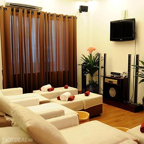 Massage Body Đá Nóng Tại Dáng Tiên Spa
