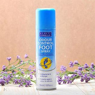 Xịt Khử Mùi Chân Beauty Formulas 150ml – Nhập Khẩu Anh Quốc