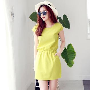 Đầm Dạo Phố Summer