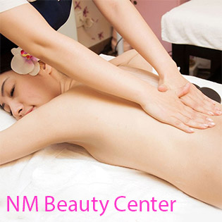 Foot & Body Massage Đá Muối Hymalaya 60' Tại NM Beauty Center