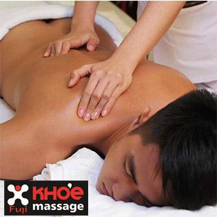 Bấm Huyệt Shiatsu Kiểu Nhật Kết Hợp Thái Massage Và Massage Đá Nóng