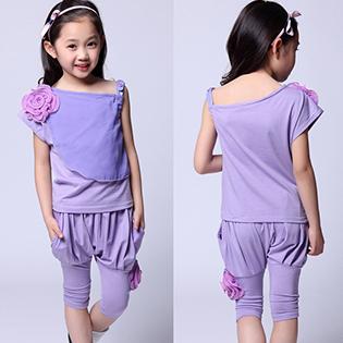 Bộ Đồ Bông Hoa Kiểu Dáng Zara Cho Bé Gái