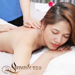 Massage Body 90 Phút Tại Lavande Spa