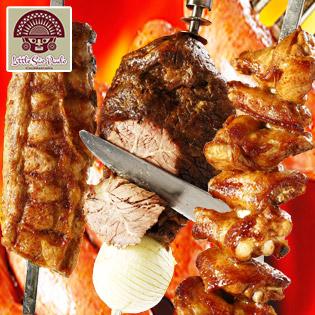 Buffet Thịt Nướng Truyền Thống Brazil-Mua 5 Tặng 1-T7,CN Không Phụ Thu