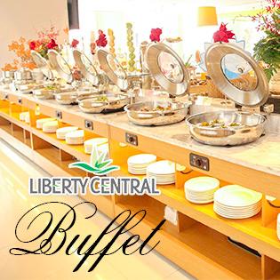 Buffet Trưa Đầu Tuần (Thứ 2-Thứ 6) Tại Nhà Hàng Liberty Central