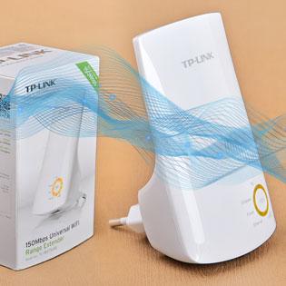 Bộ Tiếp Nối Sóng Wifi TP-Link TL-WA750RE 150MBPS - BH 2 Năm