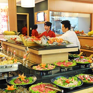 Buffet Lẩu & Nướng Kendo Tại Royal City