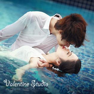 Trọn Gói Chụp ảnh Cưới Tại Valentine Studio - Khởi Đầu Hạnh Phúc