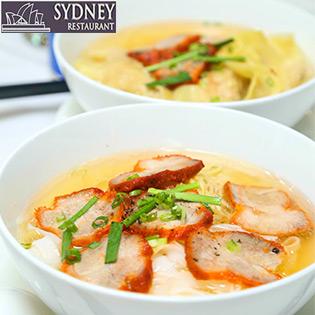 Combo Buổi Sáng Dành Cho 1 Người Tại Sysney Restaurant