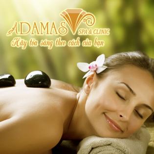Adamas Spa Clicnic Đẳng Cấp 5 Sao - Massage Bấm Huyệt Toàn Thân – Foot Massage