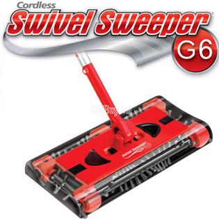 Máy Hút Bụi Không Dây Swivel Sweeper G6