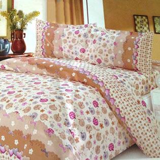 Bộ Drap Cotton Kiểu Hàn Quốc Đại Á Đông - Mẫu In 7, In 32, In 31