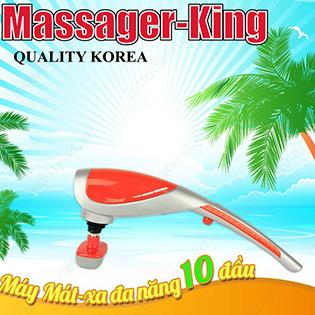 Máy Massage 10 Trong 1 Chất Lượng Hàn Quốc