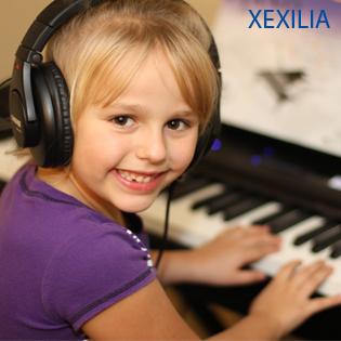 Khóa Học Đàn  Piano, Organ, Thanh Nhạc 4 Buổi Tại Xexilia