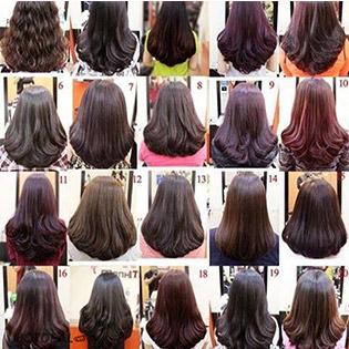 Trọn Gói Uốn/ Duỗi/ Nhuộm/ Bấm Xù + Hấp Dầu - Hair Salon Trần Thừa