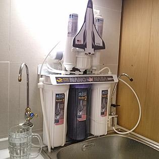Máy Lọc Nước Uống Trực Tiếp Nano Nasa AQ8