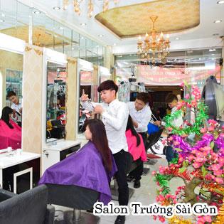 Tóc Đẹp Trọn Gói Cùng Salon Trường Sài Gòn