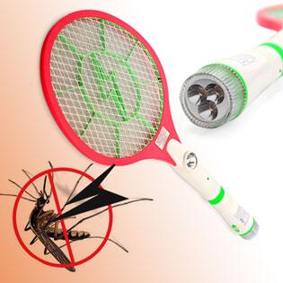 Vợt Muỗi 2 Trong 1 Cao Cấp DV212088 - Liên Hiệp Thành