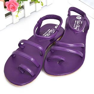 Giày Sandal Thời Trang Màu Tím