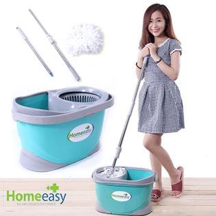 Bộ Lau Nhà Đa Năng 360 Độ Eco-Mop Homeeasy