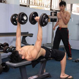 01 Tháng Tập Thể Hình, Gym Và AErobic Tại Câu Lạc Bộ Texas Thăng Long