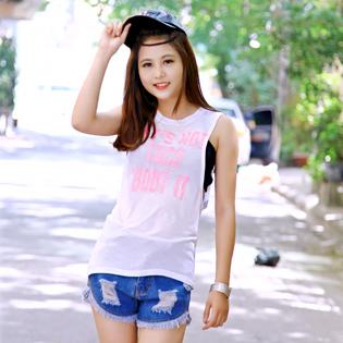 Áo Phông Style Cho Bạn Nữ