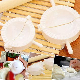 Combo 5 Khuôn Làm Bánh Xếp, Sủi Cảo