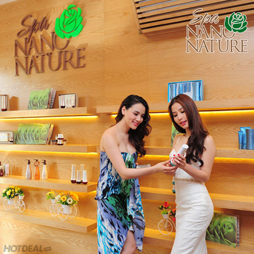 Tắm Trắng Cấp Tốc Ngọc Trai (90 Phút) Tại Nano Nature Spa