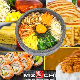 Hệ Thống Nhà Hàng Nhật Mizuchi