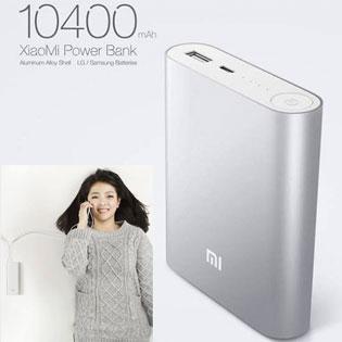 Pin Sạc Dự Phòng Xiaomi 10.400mAh Chính Hãng
