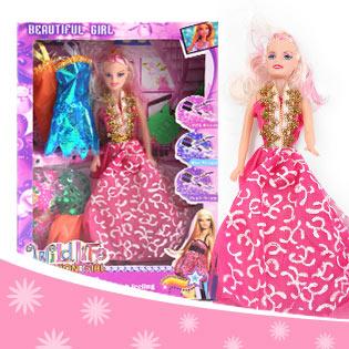 Búp Bê Công Chúa Barbie Đáng Yêu Của Bé