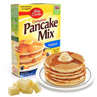 Bột Làm Bánh Pancake Mix (Bánh Rán Đôrêmon) 1kg Chính Hãng Của Mỹ