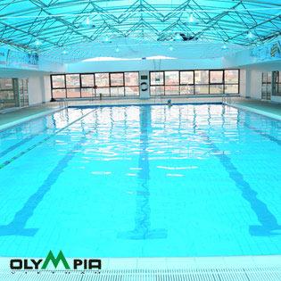 Vé Bơi 5 Lượt Tại Bể Bơi Olympia 609 Trương Định
