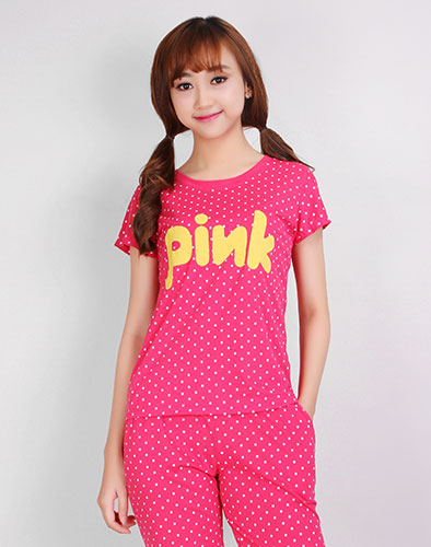 Bồ Đồ Mặc Nhà Pink