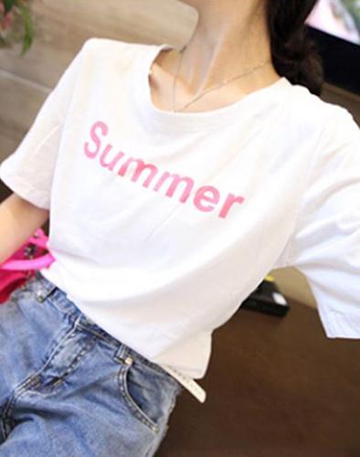 Áo Thun Summer
