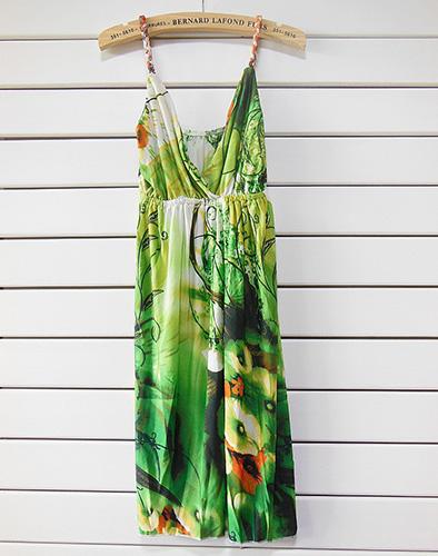Váy Thun 2 Dây Điệu Đà
