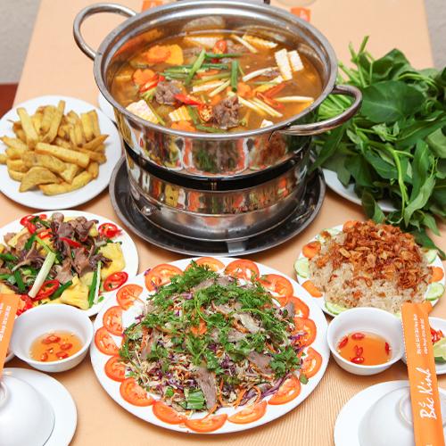 Set Vịt Hấp Dẫn Dành Cho 4 Người Tại Nhà Hàng Bắc Kinh