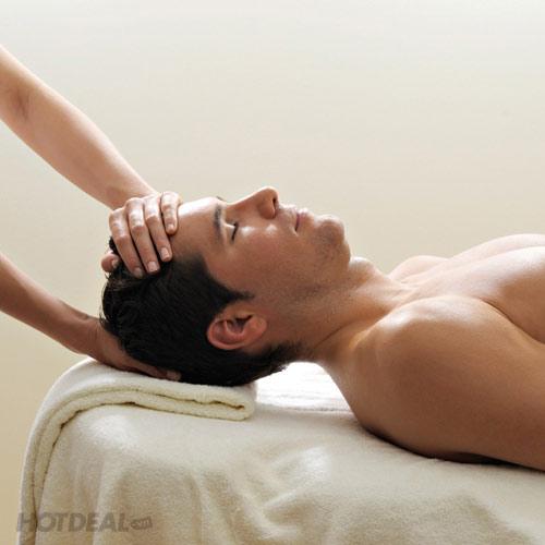 Massage Body VIP Cho Nam Tại Khách Sạn Hoa Anh Đào