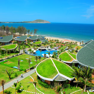 Sandunes Beach Resort & Spa Phan Thiết + Ăn Trưa/Tối + Không Phụ Thu Cuối Tuần