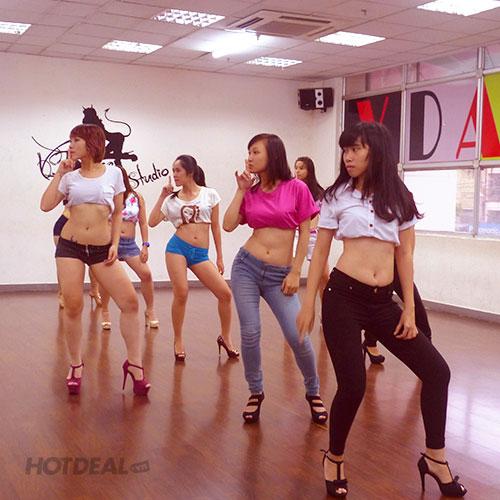 Khóa Học Nhảy Sexy Dance Cơ Bản Trong 08 Buổi Tại Vdance Studio