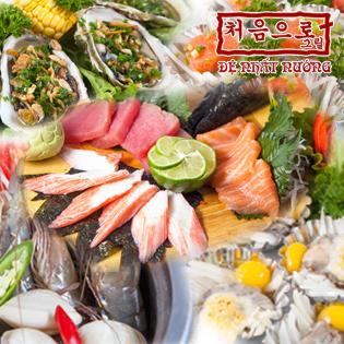 Buffet Nướng Lẩu Hàn Quốc Mùa Hè Sôi Động Tại NH Đệ Nhất Nướng