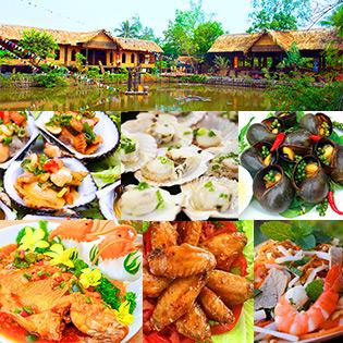 Trải Nghiệm Văn Hóa Núi Rừng Tây Nguyên Với Buffet Tối 50 Món & Lễ Hội Cồng Chiêng tại Hồ Chí Minh