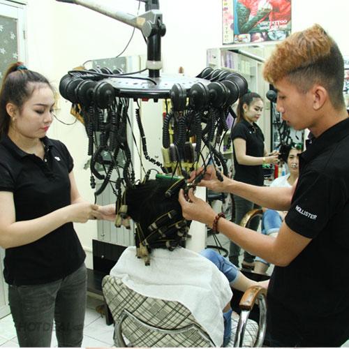 Dịch Vụ Làm Tóc Trọn Gói Tại Phương Hair Salon