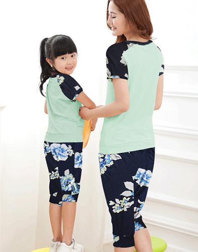 Bộ Mặc Nhà Phối Hoa Cirino Cho Mẹ