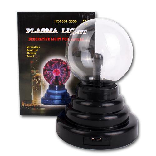 Qủa Cầu Ma Thuật Plasma Cảm Biến Cỡ To