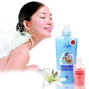 Sữa Tắm L'affair Tẩy Tế Bào Chết Tảo Biển, Trà Xanh, Mơ Từ Malaysia