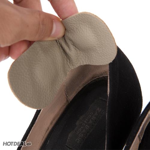 Combo 4 Đôi Lót Giày Vải Da Mềm Mại