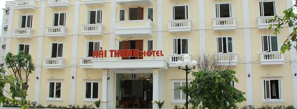 Khách sạn Hải Thanh  - trung tâm khu du lịch Sinh thái biển Hải Tiến