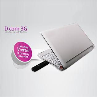 Usb 3G Viettel Đa Mạng Tốc Độ 7.2 Mbps tại Hà Nội