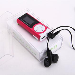 Máy Nghe Nhạc MP3 Có Màn Hình Dài